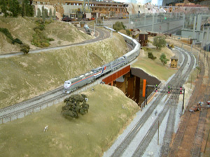 Amtrak - O-scale